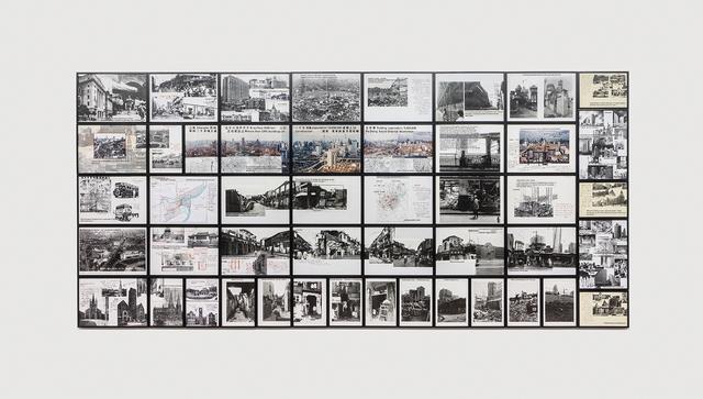 , 'Social Investigation—Shanghai No.1,' 1997, Rockbund Art Museum