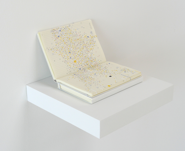 , 'Notebook,' 2018, Hosfelt Gallery