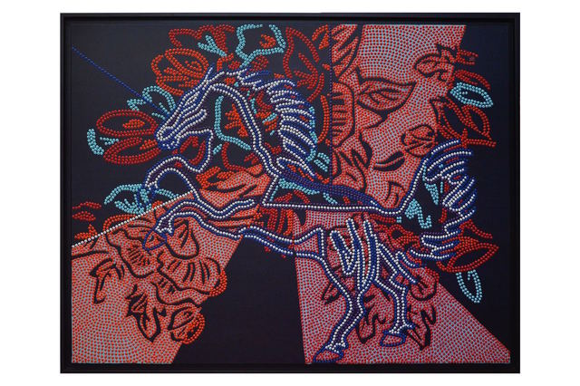 , 'Horse Bouquet,' 2016, Art Porters