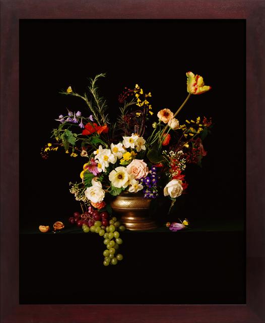 Sarah Charlesworth, 'Still Life with Flowers', 1995, Paula Cooper Gallery