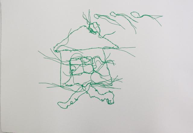 , 'My Home,' 2011, STPI