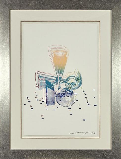 Andy Warhol, 'Committee 2000 (II.289)', 1982, Print, Screenprint on Lenox Museum Board, Puccio Fine Art
