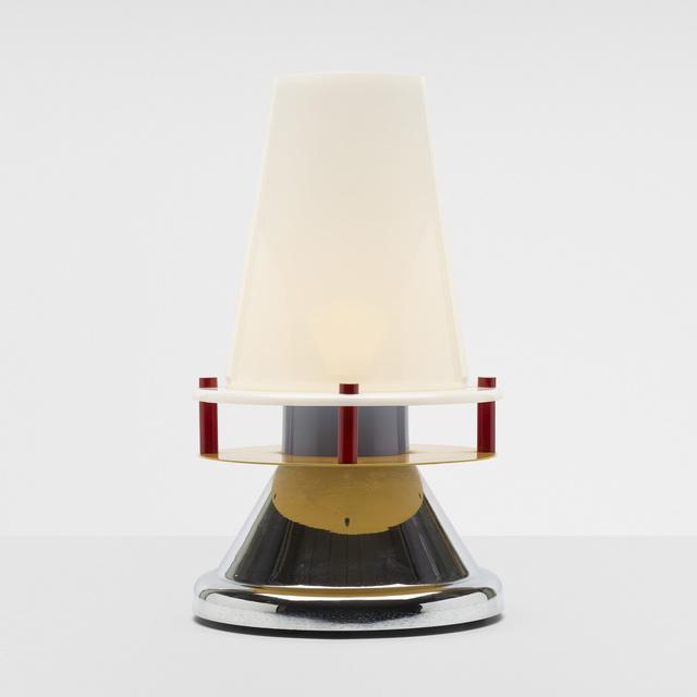Nathalie Du Pasquier, 'Bordeaux table lamp', 1986, Wright