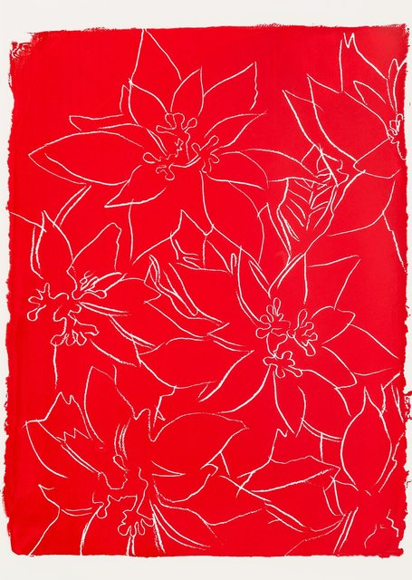 Andy Warhol, 'Poinsettia', 1983, Heritage Auctions