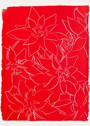 Andy Warhol, 'Poinsettia,' 1983, Heritage Auctions: Modern & Contemporary Art