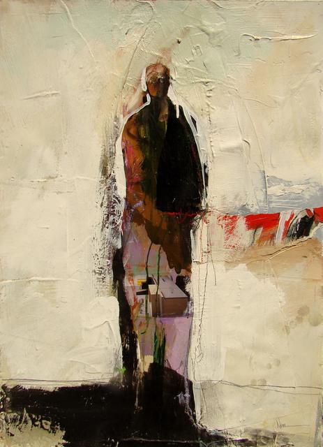 , 'Cliff,' 2007, HOHMANN