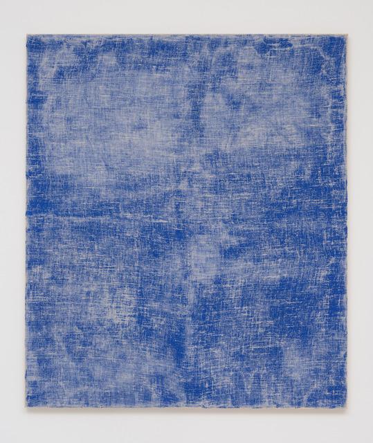, 'Porosity (Blue),' 2014, Roberts & Tilton