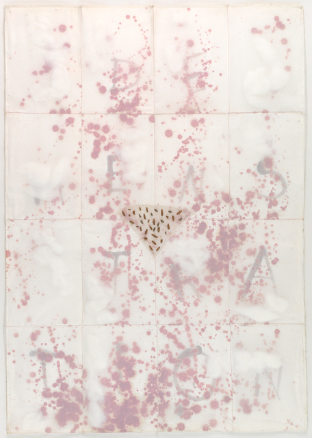 , 'DEMENSTRATION,' 1978-1979, Galerie Hubert Winter
