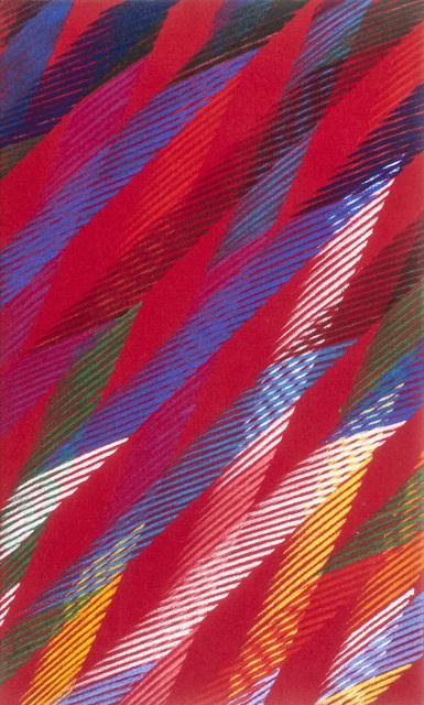 Piero Dorazio, 'Gems II', 1989, Martini Studio d'Arte