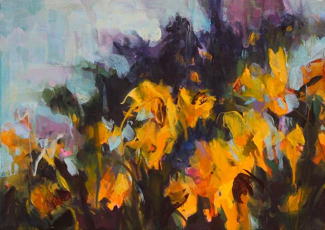 , 'Wild State of Yellow,' 2019, George Billis Gallery