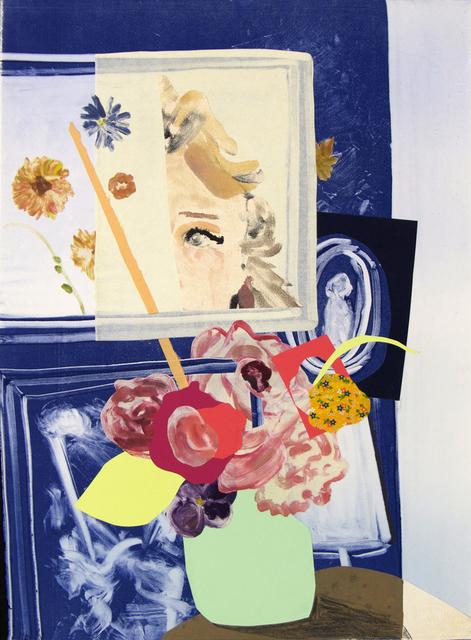 , 'Still Life With Peonies,' 2013, Manneken Press