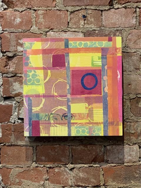 , 'Criss-Cross,' 2017, Mason-Nordgauer Fine Arts Gallery