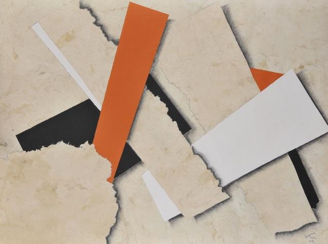 Sophia Vari, 'COMPOSITION', 2009, Galerie Dumonteil