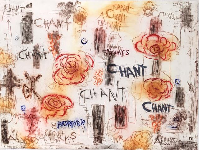 Joan Snyder, 'Chant/Always', 2016, Jungle Press