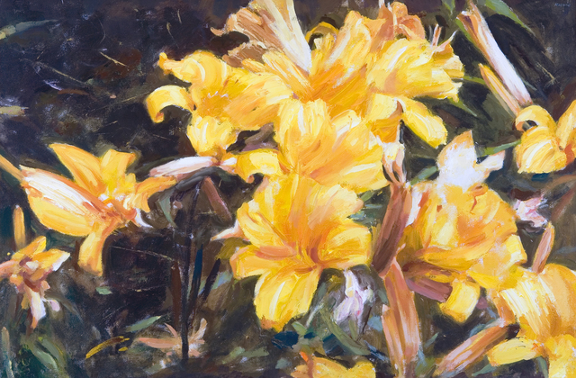 , 'Lillies of the Field,' , Dowling Walsh