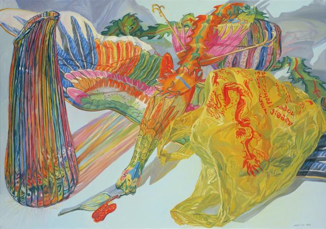 , 'Phoenix Kite,' 2008, DC Moore Gallery