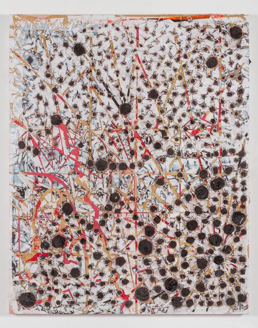 Mark Bradford, 'Sample 3', 2015, Hammer Museum