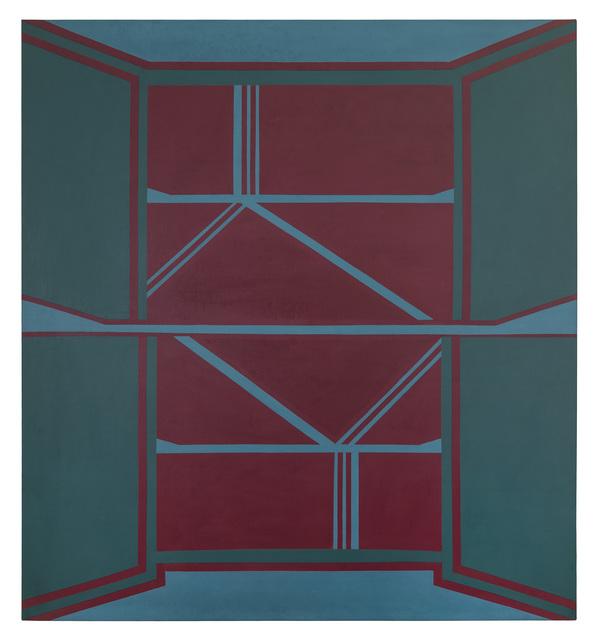 , 'Palace Red,' 1962, Karsten Schubert