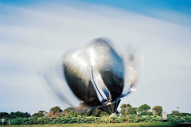 , 'Tulip Sculpture, 15 minutes exposure, Buenos Aires, Argentina,' 2010, Vision Neil Folberg Gallery