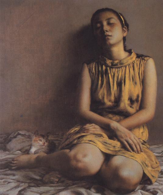 , 'Rest,' , Great Banyan Art