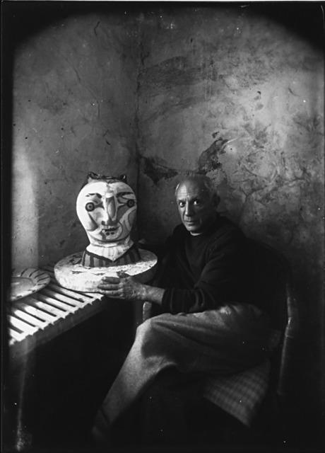 Michel Sima, 'Picasso', 1946, Il Ponte