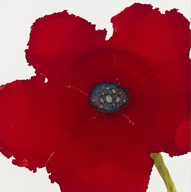 , 'Big Poppy,' , Chicago Art Source