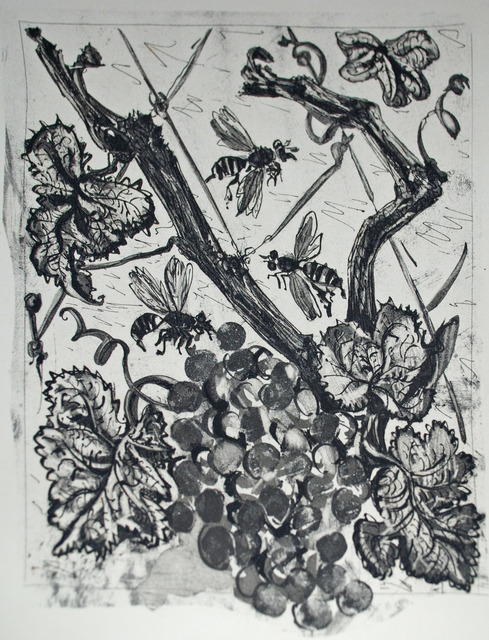 Pablo Picasso, 'La Guêpe (The Wasp)', 1936, John Szoke