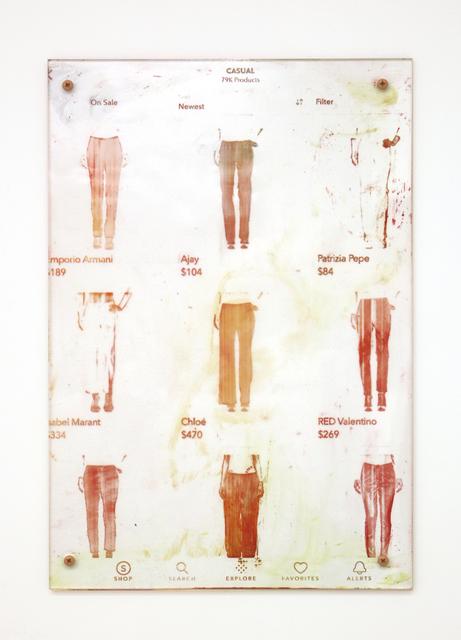 , 'Casual Pants,' 2017, Halsey McKay Gallery