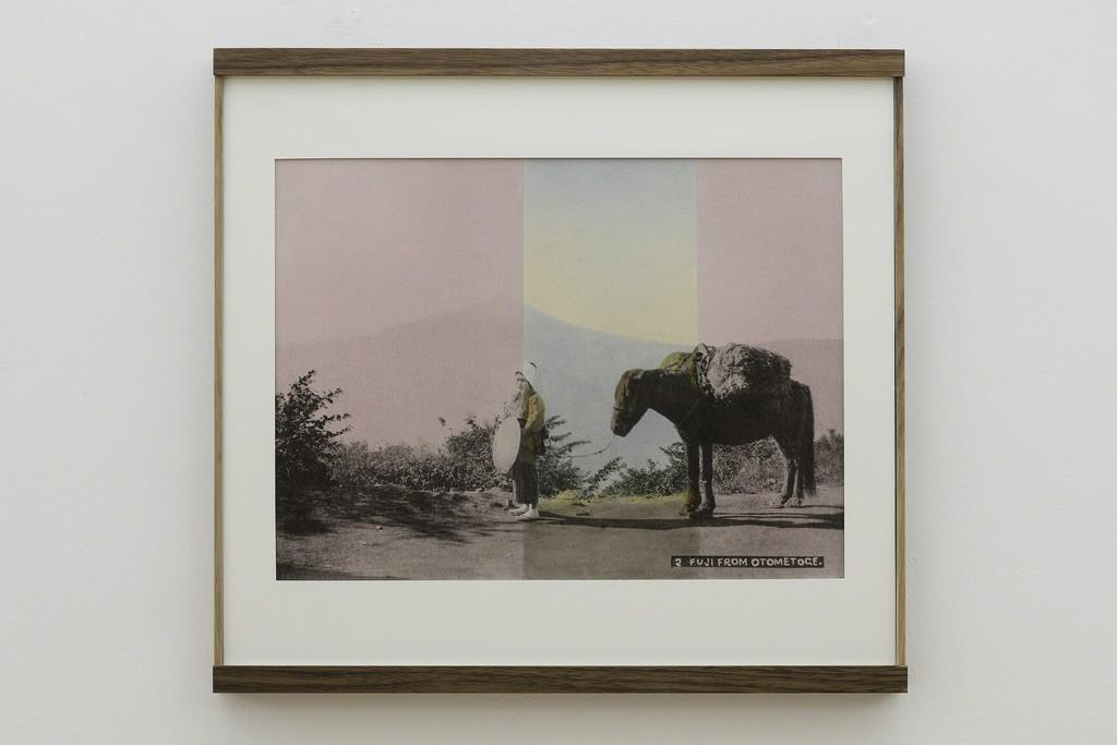 Linda Fregni Nagler, Fuji From Otometoge, 2018 detail