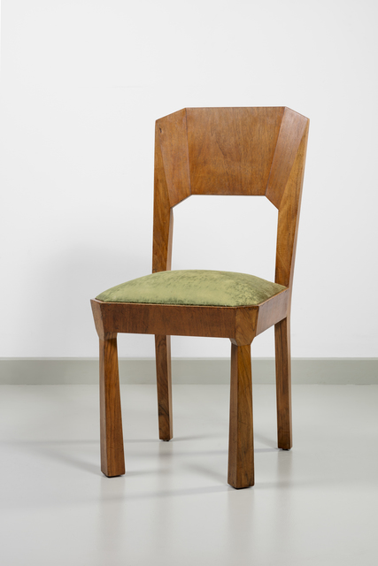 , 'Chairs (set of 4),' ca. 1925, Jason Jacques Gallery