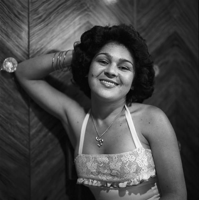 , '97 Moça Posando de Modelo,' 1978, Luciana Brito Galeria