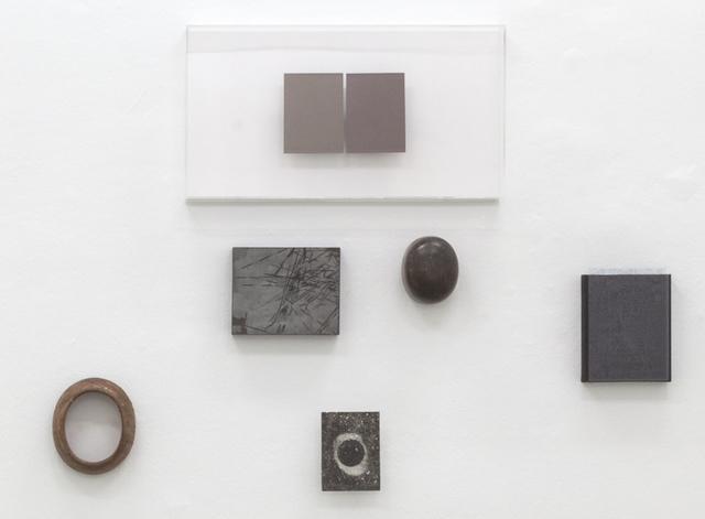 , 'Gleich-individuell in meiner Kunstkammer,' work in progress, Christine König Galerie