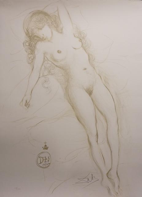 Salvador Dalí, 'Nudes Nude With Raised Arm', 1970, Fine Art Acquisitions