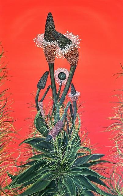 , 'Buckhorn Plantains,' 2012, Susan Eley Fine Art