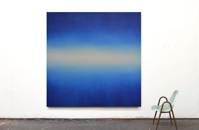, 'Feeling Gravity's Pull,' 2017, Leslie Sacks Gallery