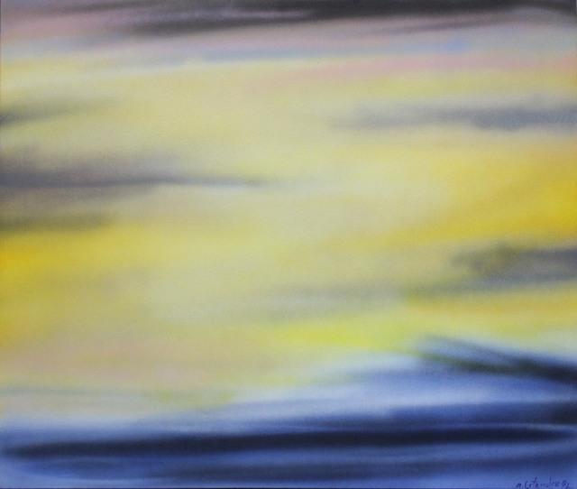 , 'Horizon Magique,' 1992, Cosner Art Gallery
