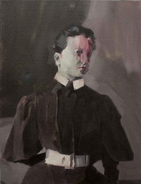 , 'Doll I (Alma),' 2014, Josedelafuente
