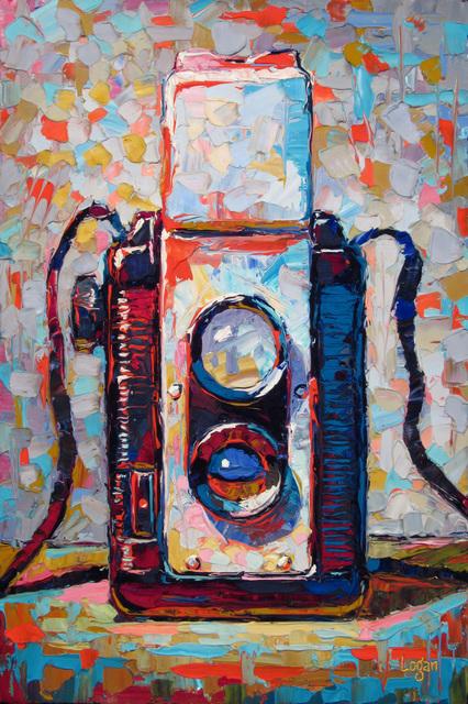 , 'Argoflex Seventy-five Camera,' 2017, George Billis Gallery