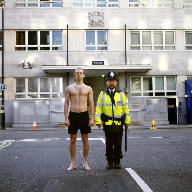 , 'Policeman,' 2006, Leo Gallery