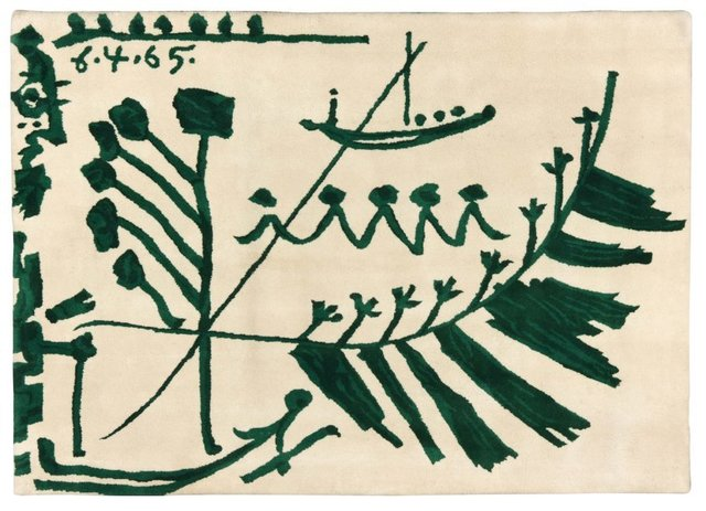 Pablo Picasso, 'Sea View tapisserie', 1965, BAILLY GALLERY