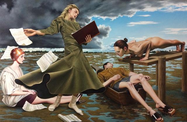 , 'Dry Lake Sirens,' , RJD Gallery
