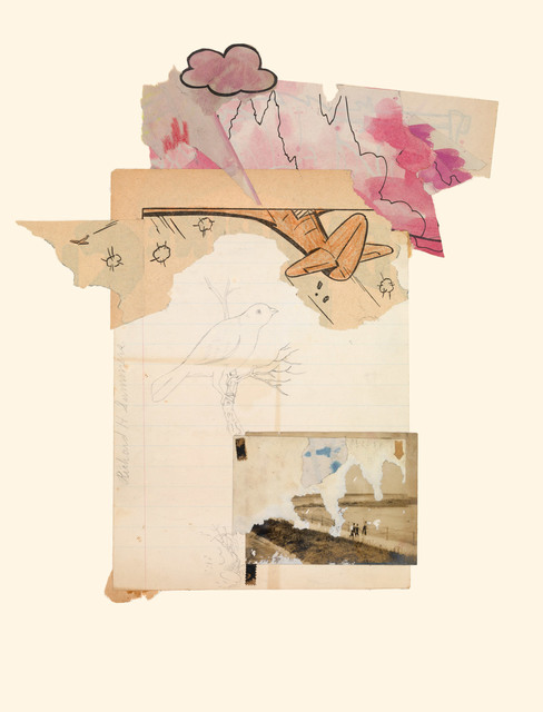 , 'Bird 1/13/15,' 2015, Miller Yezerski Gallery
