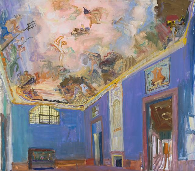 , 'Palazzo Romano,' 2013, Locks Gallery