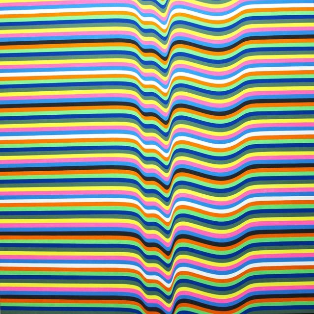 , 'Zig Painting,' 2014, Galleria GUM