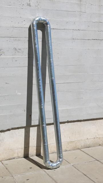 , 'Ovalo de zinc,' 2014, Big Sur Galería