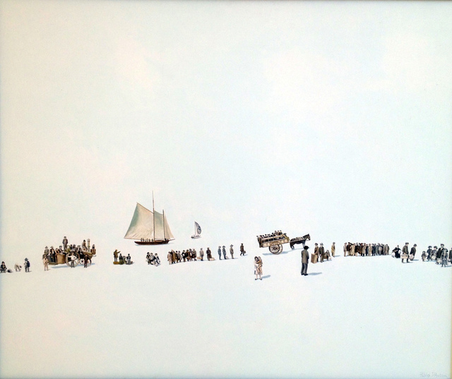, '103 Immigrants and a Horse ,' 2012, Hespe Gallery