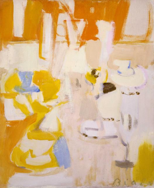 , 'Untitled (Still Life),' 1961, Reynolds Gallery