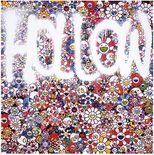 Takashi Murakami, 'FLOWER HOLLOW', 2015, Marcel Katz Art