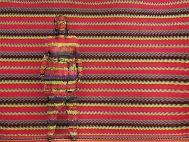 , 'Angela Missoni,' 2011, Galería RGR