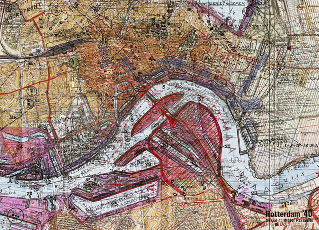 Gert Jan Kocken, 'Depictions of Rotterdam 1940-1945 (Close-up)', 2010-2019, GRIMM